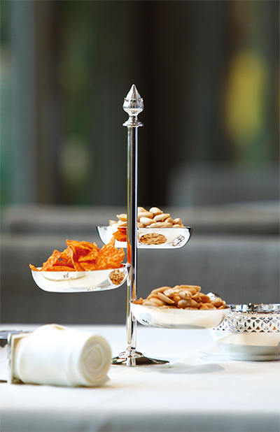Premium Silverplated Tableware
