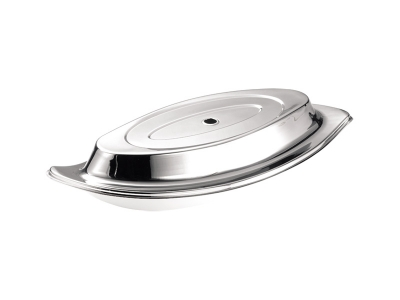Leaf Shaped Plate Cover