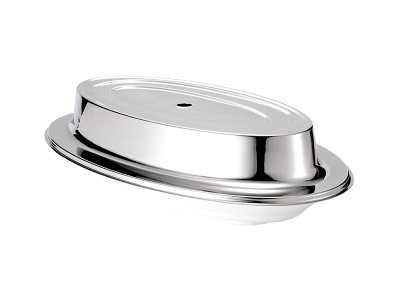 Oval Plate Cover